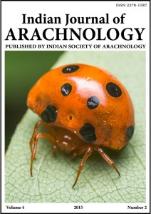 Indian Journal of Arachnology